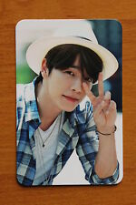 SUPER JUNIOR DONGHAE Let's Get It On Official Japan Photocard Photo Card