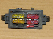 SUZUKI DR 650 RSE SP43B 1992 SICHERUNGSKASTEN FUSE BOX JUNCTION BOX