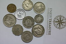 AFRICA & ISLAMIC MANY OLD COINS LOT A60 U44
