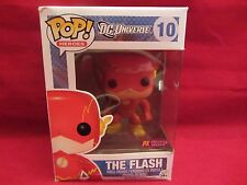 Funko Pop! THE FLASH  #10  DC Universe  Heroes PX Exclusive  MIB  (E216HP)