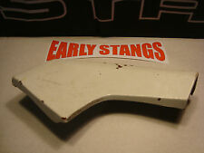 1973 MUSTANG COUPE GRANDE CONVERT COBRA JET RIGHT SIDE REAR 1/4 PANEL EXTENSION