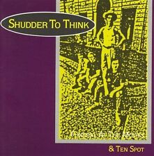 Shudder to Think, Funeral at the Movies/Ten Spot, used CD