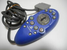 SONY PLAY STATION PS HORI JOGDIAL CONTROLLER BLUE JAPAN