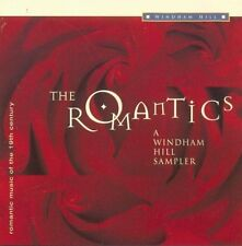 Windham Hill-The Romantics (1995) Eugene Friesen, Tracy Silverman, Paul M.. [CD]