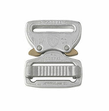 "AustriAlpin Fashion Model 25mm / 1"" Chrome Cobra Buckle - FM25AVF"