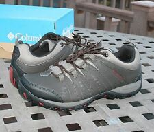COLUMBIA~Mens Hiking Trail Shoe~PEAKFREAK NOMAD~US 9.5~EU 42.5~Brown