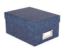 Albox 700 Blu Photo Album Company fotografia Storage Box per fino a 700 foto 4x6