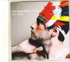 (DT950) One More Down To Go, Blue Angel  - 2012 DJ CD