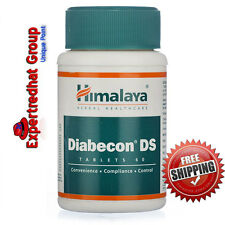 5 X Himalaya Herbal Diabecon DS DOUBLE STRENGTH FREE SHIPPING KM.