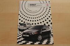 73217) Mitsubishi Colt Motion Prospekt 10/2011