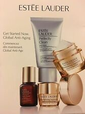 Estée Lauder Anti-age Gift Set With Eye Cream Night Repair Cleanser