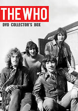 THE WHO New Sealed 2016 COMPLETE HISTORY & BIOGRAPHY 2 DVD BOXSET