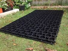 Shed  Base Eco Paver Plastic Shed Base 8ft x 12ft  For  Sheds / Greenhouses