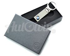 BMW Genuine Keyring Keyfob Keychain All Series E82 E87 E90 E92 E60 E70 F10 F30