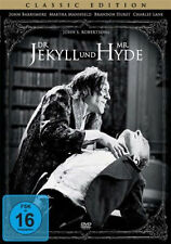 DR. JEKYLL UND MR. HYDE John Barrymore 1920  CLASSIC EDITION  DVD Neu