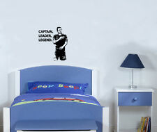 John Terry Football Player Chelsea Fan Bedroom Decal Wall Sticker Picture Poster
