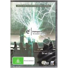 DVD E2 TRANSPORT THE COMPLETE 6-PART SERIES 2-Discs Brad Pitt narrates R4 [BNS]