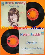 LP 45 7'' HELEN REDDY Angie baby I think i'll write a song 1975 italy cd mc dvd*