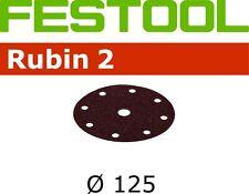 Festool Disco Abrasivo STF D125/90 P40 RU2/50 499093