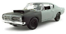 1968 Plymouth Barracuda HURST Primer 1:18 Highway 61 50309