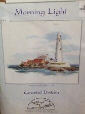 Derwentwater designs cross stitch kit, coastal Britain