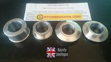 Kawasaki ZX10 ZX10R 2006- 2010 Superbike captive race wheel Spacers.