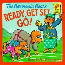 Berenstain Bears Ready, Get Set, Go!-ExLibrary