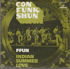 "7"" Con Funk Shun FFUN / Indian Summer Love 70`s Soul Philips"