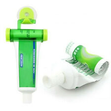 Hot Rolling Squeezer Toothpaste Dispenser Tube Partner Sucker Hang Holder Roller