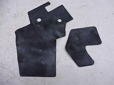 2004 Honda VTX1300C VTX 1300 C H1300' rubber flap cover mat set