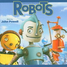CD Soundtrack Album John Powell Robots Varese Sarabande 2005 OST