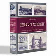 PROMO-Album pour 200 cartes postales anciennes, avec 50 feuilles reliées  348002