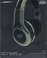 SMS Audio Street By 50 PRO DJ NUOVO & OVP Wired on-ear Cuffie City Gray