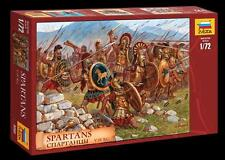 Zvezda          1:72  SPARTANS,The GREEK WARRIOR  ZVE8068