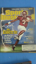 SPORTS ILLUSTRATED-AUG.14,2000-MR. ELECTRIC-MICHAEL VICK-VIRGINIA TECH