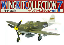 F-Toys P-39Q Airacobra US Air Force Fighter Aircraft 1/144 Wing Kit 7 WK7_1A