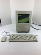 Vintage Macintosh Color Classic M1600 W/ Keyboard & Mouse, 1993,  Working