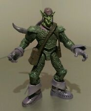 "Green goblin spider-man classics animé 6.5"", marvel legends figure 2003"