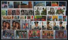 GB COMPLETE YEAR ALL 10 SETS COMMEMORATIVE STAMPS ISSUED IN 1986 UNMOUNTED MINT