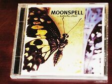 Moonspell: The Butterfly Effect CD 1999 Century Media USA Records CM 7990-2