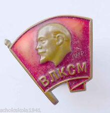 Anstecknadel Pin Lenin emaille --Komsomol--