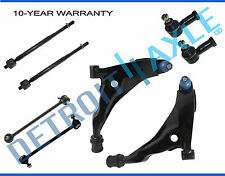 New 8pc Front Suspension Kit for 2.4L Engine Chrysler Dodge Coupe Mitsubishi