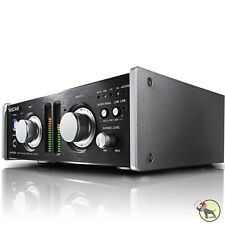 Tascam UH-7000 High-End 2-Channel Pro Mic Preamp USB Audio Recording Interface