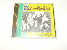 "THE ARCHIES ""SUGAR SUGAR 20 GREATEST HITS"" CD SOUNDWINGS 1992 SEALED"
