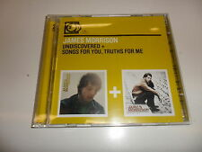 CD  2 for 1: Undiscovered/Songs for You,Truths for - James Morrison