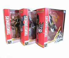 Transformers Takara Legends LG15 Nightbird, LG16 Slipstream, LG17 Blackarachnia