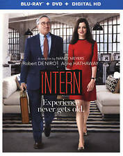The Intern [Blu-ray] DVD, Zack Pearlman, Linda Lavin, Nat Wolff, Celia Weston, A