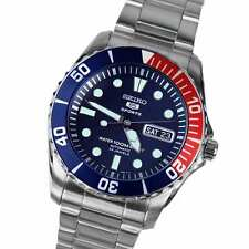 Seiko 5 SNZF15K1 SNZF15 SNZF15K Sports Automatic Mens Diving Watch