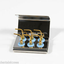 6x Dental Bone Surgery Extraction Tips Compatible NSK Variosurg SG17 UCN1