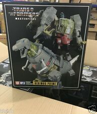 Transformers Masterpiece MP-08 Grimlock KO Big Ver Enlarged Primary Color